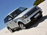 Photos of Range Rover Sport Supercharged ZA-spec 2009–13
