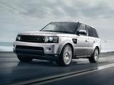 Photos of Range Rover Sport UK-spec 2009–13