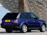 Photos of Range Rover Sport UK-spec 2009–13