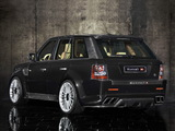 Photos of Mansory Range Rover Sport 2010
