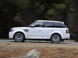 Photos of Range Rover Sport Autobiography ZA-spec 2012–13