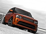 Photos of Project Kahn Range Rover Sport Vesuvius 2012