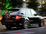 Photos of Stromen Range Rover Sport RRS Edition Carbon 2012