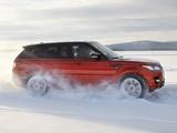 Photos of Range Rover Sport Autobiography 2013