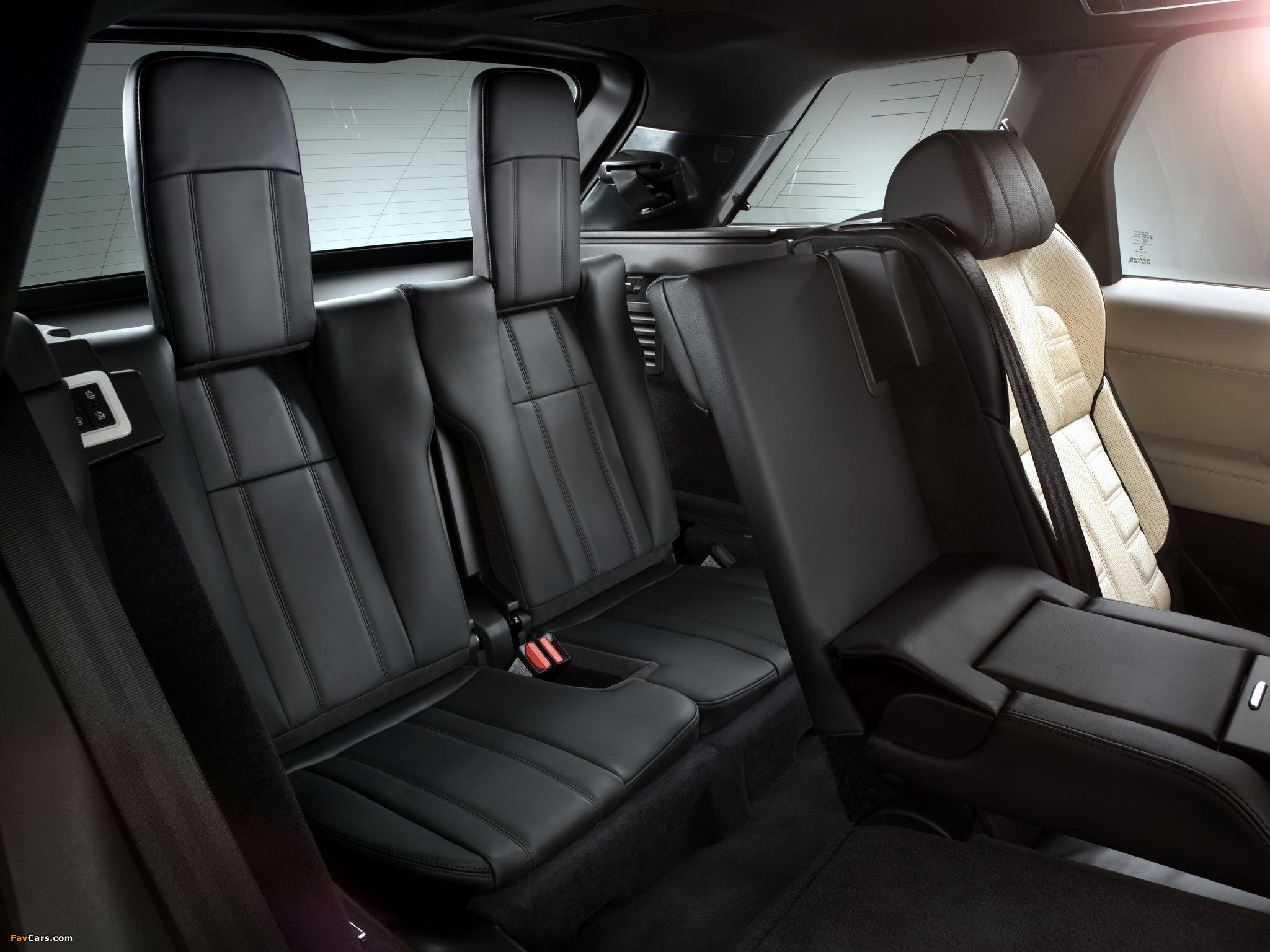 Photos of Range Rover Sport Autobiography 2013 (2048 x 1536)