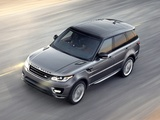 Photos of Range Rover Sport Autobiography UK-spec 2013
