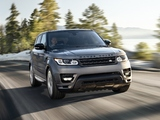 Photos of Range Rover Sport Autobiography UK-spec 2013