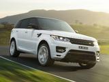 Photos of Range Rover Sport Autobiography AU-spec 2013