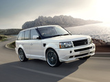 Pictures of Overfinch Range Rover Sport 2005–08