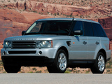 Pictures of Range Rover Sport 2005–08