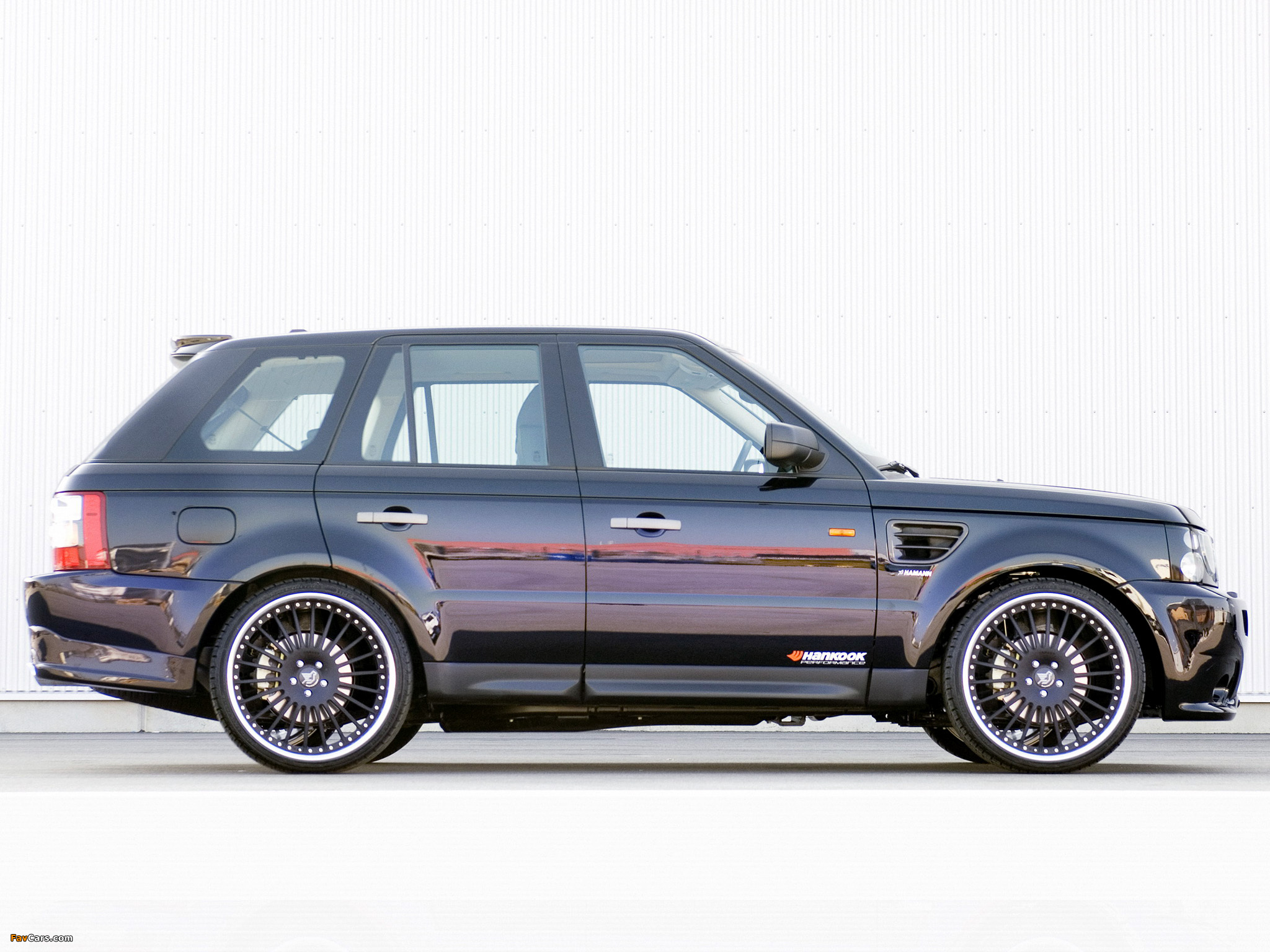 Pictures of Hamann Range Rover Sport 2006 (2048 x 1536)