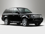 Pictures of Range Rover Sport 2008–09
