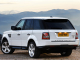 Pictures of Range Rover Sport Supercharged 2009–13