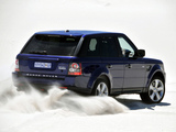 Pictures of Range Rover Sport Supercharged ZA-spec 2009–13