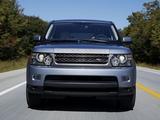 Pictures of Range Rover Sport US-spec 2009–13