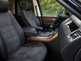Pictures of Range Rover Sport Supercharged US-spec 2009–13