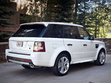 Pictures of Range Rover Sport Limited Edition 2012