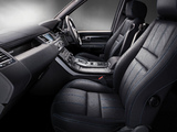 Pictures of Range Rover Sport Limited Edition UK-spec 2012