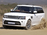 Pictures of Range Rover Sport Autobiography ZA-spec 2012–13