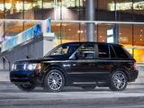 Pictures of Stromen Range Rover Sport RRS Edition Carbon 2012