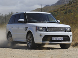 Pictures of Range Rover Sport Autobiography ZA-spec 2012–13