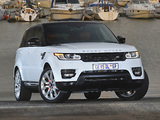Pictures of Range Rover Sport Supercharged ZA-spec 2013