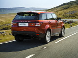 Pictures of Range Rover Sport UK-spec 2013