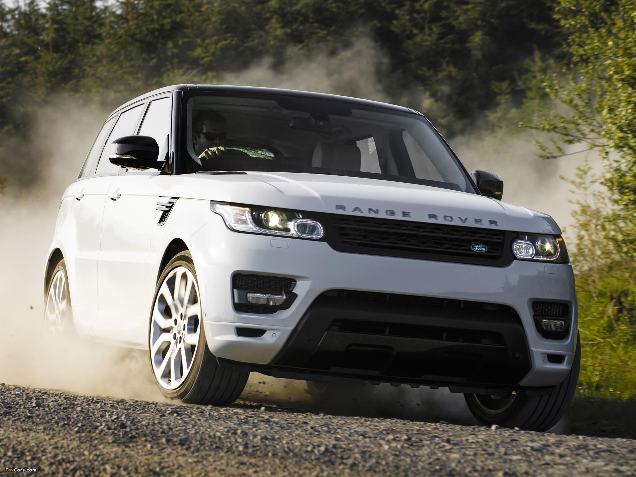 Pictures of Range Rover Sport Autobiography UK-spec 2013 (2048 x 1536)