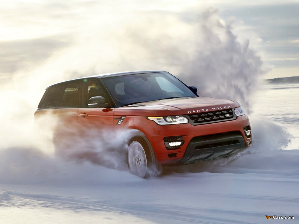 Pictures of Range Rover Sport Autobiography 2013 (1024 x 768)