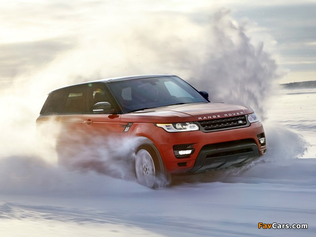Pictures of Range Rover Sport Autobiography 2013 (640 x 480)