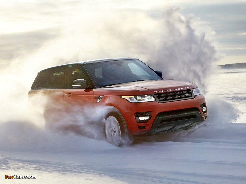 Pictures of Range Rover Sport Autobiography 2013 (800 x 600)