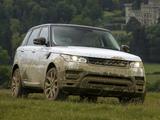 Pictures of Range Rover Sport Autobiography UK-spec 2013