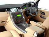 Range Rover Sport Supercharged ZA-spec 2005–08 wallpapers