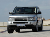 Range Rover Sport ZA-spec 2005–08 wallpapers