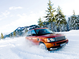 Range Rover Sport Supercharged 2005–08 wallpapers