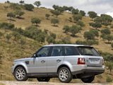 Range Rover Sport 2005–08 wallpapers