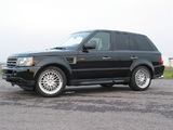 Cargraphic Range Rover Sport 2006–08 wallpapers