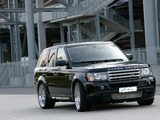 Arden Range Rover Sport 2006 wallpapers