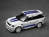 Project Kahn Cosworth Range Rover Sport 300 2008 wallpapers