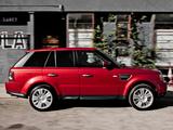 Range Rover Sport US-spec 2009–13 wallpapers