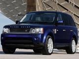 Range Rover Sport UK-spec 2009–13 wallpapers