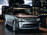 Range Rover Sport Autobiography UK-spec 2009–13 wallpapers