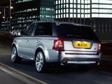 Range Rover Sport Autobiography UK-spec 2009–13 wallpapers