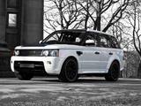 Project Kahn Range Rover Sport Supercharged RS600 2010 wallpapers