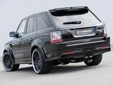 Hamann Range Rover Sport Conqueror II 2010 wallpapers