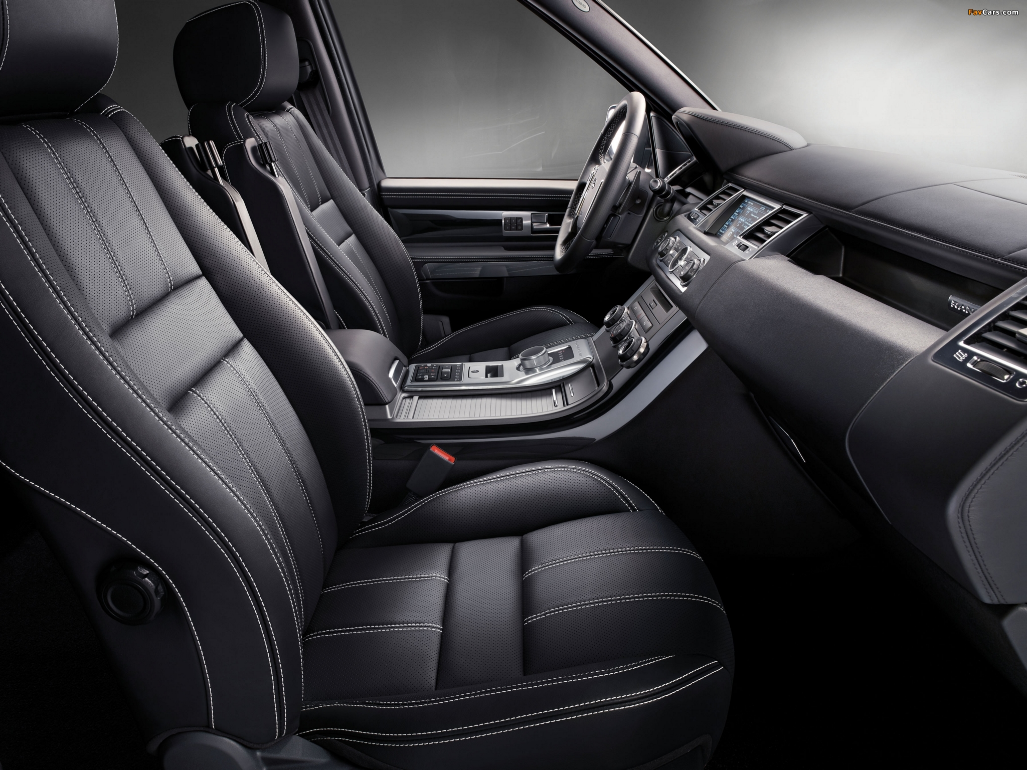 Range Rover Sport Black Edition 2012 wallpapers (2048 x 1536)