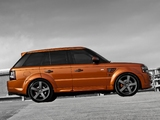 Project Kahn Range Rover Sport Vesuvius 2012 wallpapers