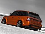 Project Kahn Range Rover Sport Vesuvius 2012 wallpapers