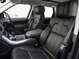 Range Rover Sport Supercharged ZA-spec 2013 wallpapers