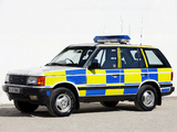 Images of Range Rover Police (P38A) 1994–2002